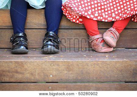 Four Little Feet