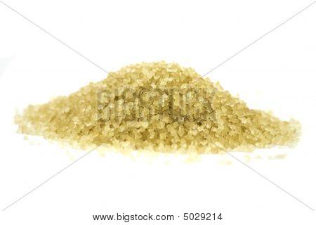 Pile Of Brown Sugar