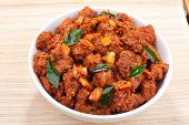 picture of ghee  - mutton roast - JPG