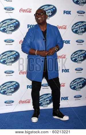 LOS ANGELES - FEB 20:  Randy Jackson at the American Idol 13 Finalists Party at Fig & Olive on February 20, 2014 in West Hollywood, CA