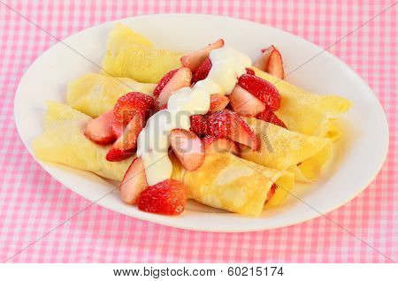 French Crepe Breakfast