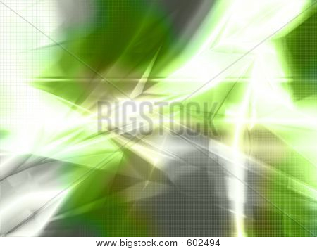 Abstract Background Element With Grid