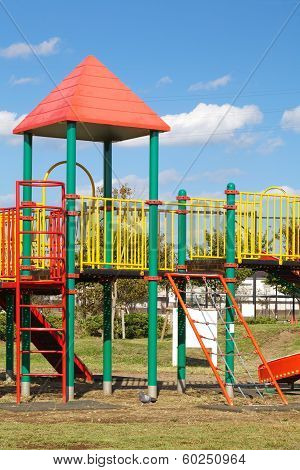 Children s playground equipment