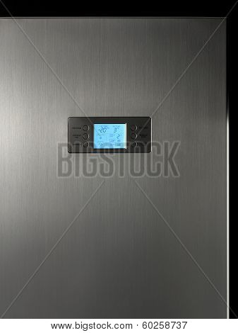 Refrigerator Display Control Panel