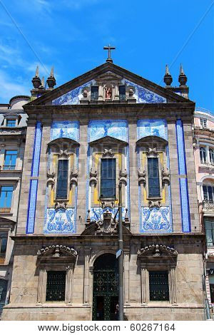 Saint Anthony's Congregados Church, Porto, Portugal
