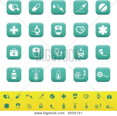 Medical & Healtcare  Icons