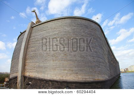 Replica Of Ark Of Noah