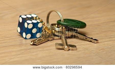 Keys With Trinket