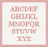 picture of knitwear  - Christmas Font - JPG