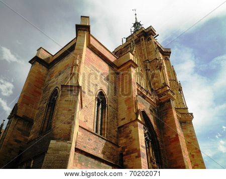 Colmar Cathedral France