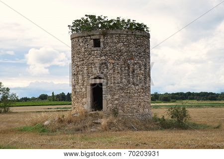 Watch-tower