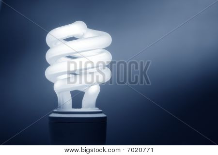 Kompakt-Glühbirne