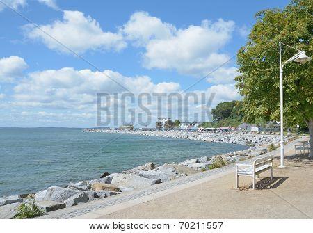 Sassnitz,Ruegen island,Germany