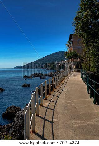 Seaside Walkway