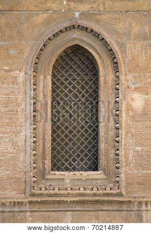 Old Siclian Window