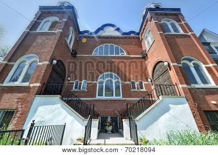 Kiever Synagogue, Toronto