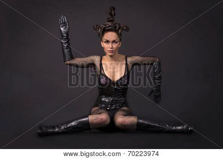 Scorpion girl