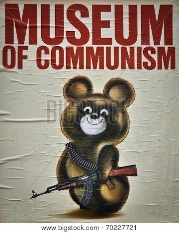 Winnie the Pooh with AK-47