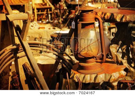 Rustic Items
