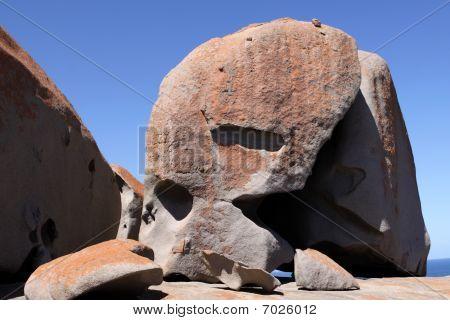 Remarkable Rocks. Kangaroo Island. Australia