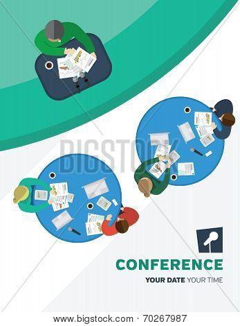 Conference illustration