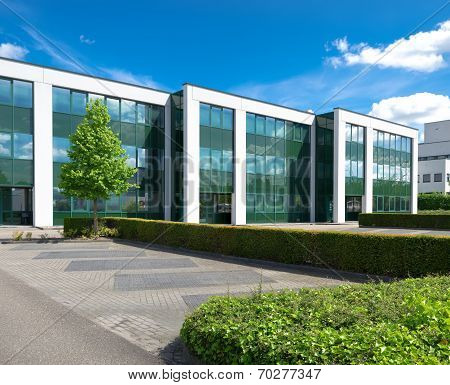 Modern Office Building