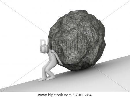 Sisyphus toil