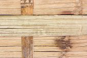 stock photo of tan lines  - Bamboo background Tan brown Texture in Thailand - JPG
