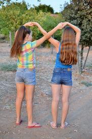 image of  friends forever  - Best Friends Forever  - JPG