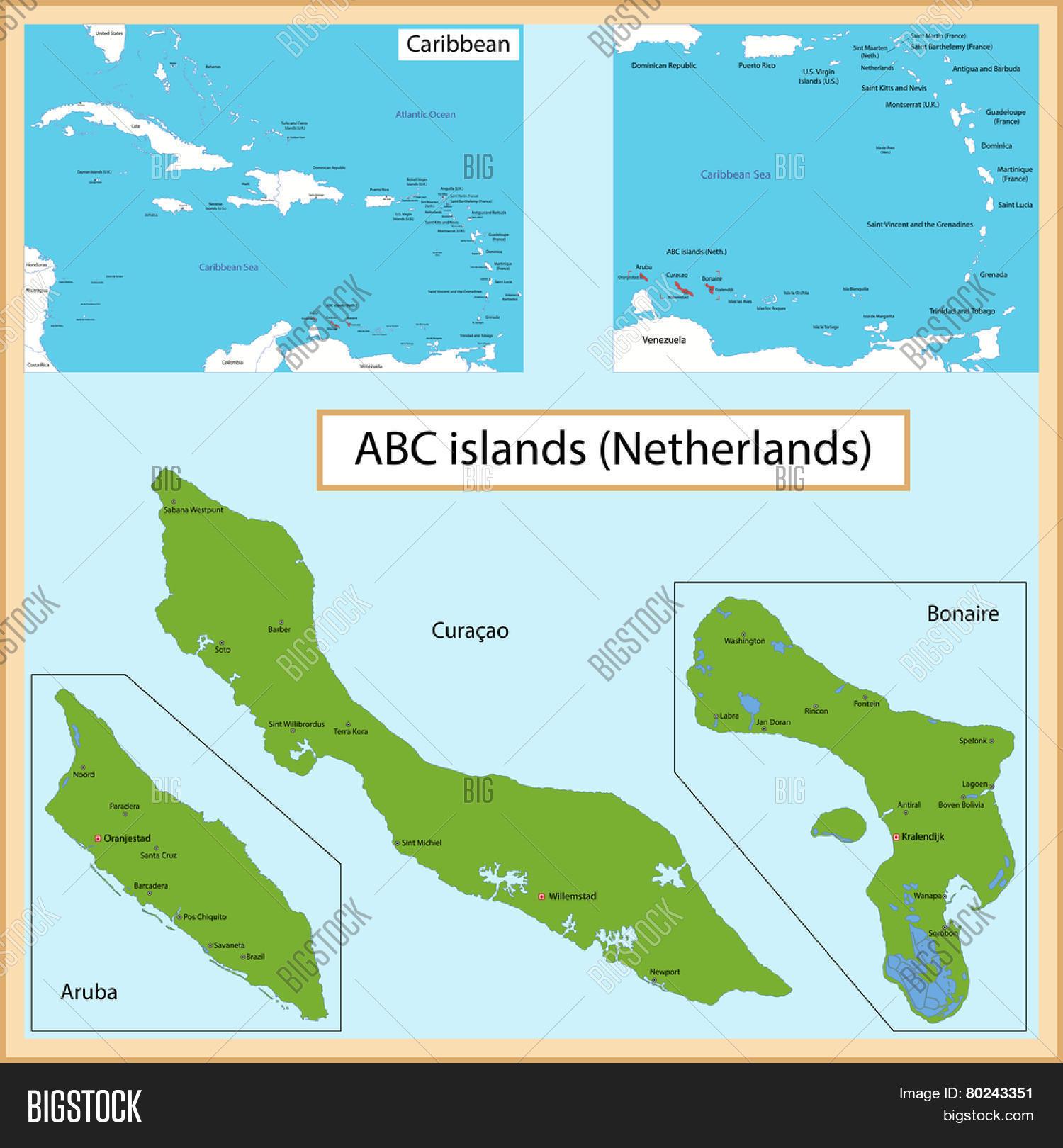 Curacao Island Map Curacao Map Map Of Curacao Curacao Map Crmapshtml - Aruba physical map