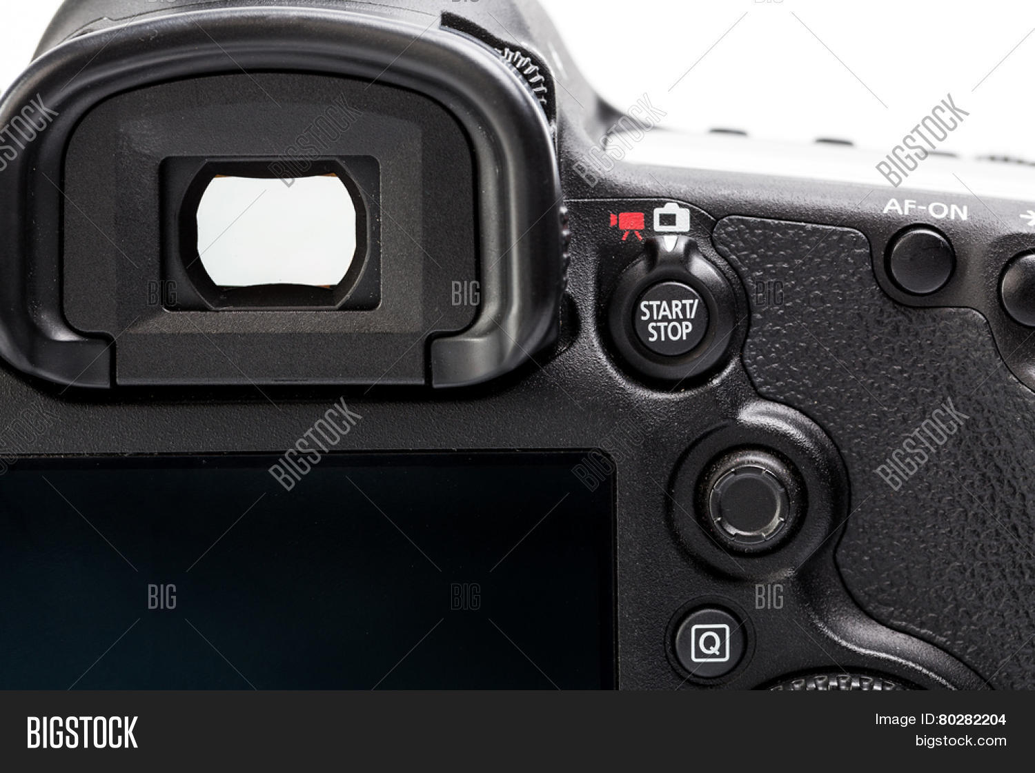 Camera Dslr Camera Info professional modern dslr camera detail of the top lcd with settings shutter speer