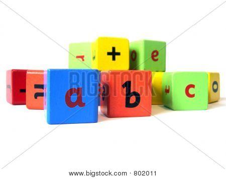 Alphabet blocks 2