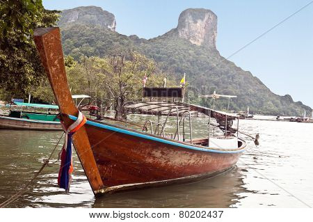 East Railay Beach (krabi Province, Thailand)