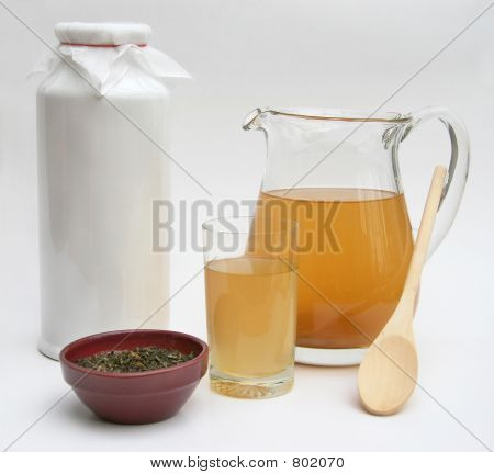 Kombucha Tea 1