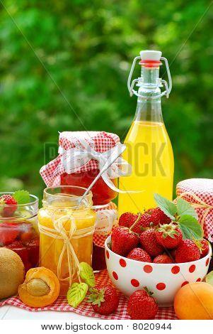 Fruits Preserves