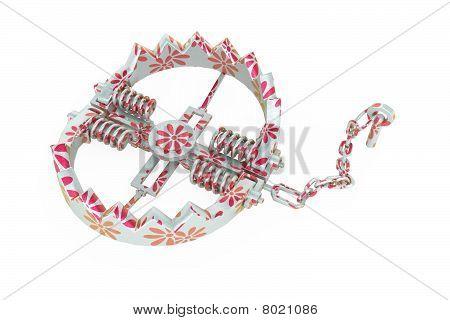 Flower Mantrap