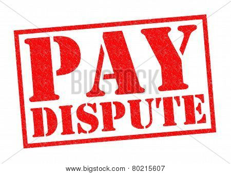 Pay Dispute