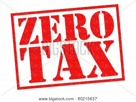 Zero Tax