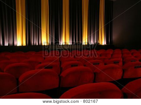 Stage curtains 4