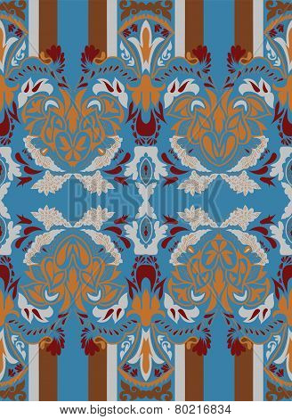 Seamless east pattern