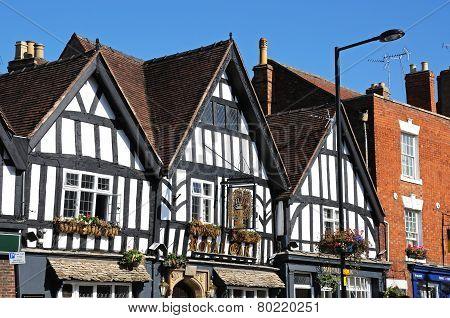 Royal Oak Pub, Evesham.