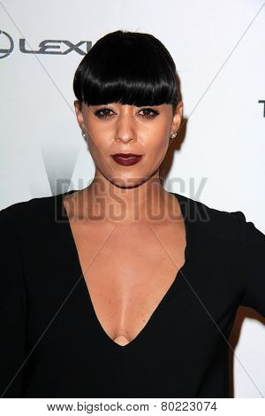 LOS ANGELES - JAN 11:  Tia Mowry at the The Weinstein Company / Netflix Golden Globes After Party at a Beverly Hilton Adjacent on January 11, 2015 in Beverly Hills, CA