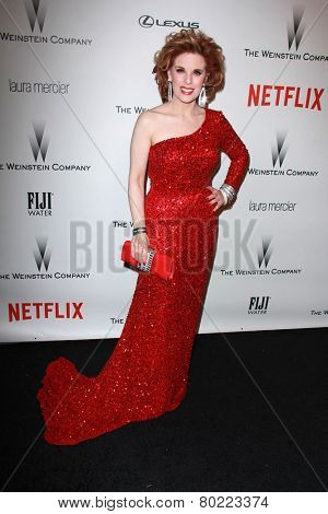 LOS ANGELES - JAN 11:  Kat Kramer at the The Weinstein Company / Netflix Golden Globes After Party at a Beverly Hilton Adjacent on January 11, 2015 in Beverly Hills, CA