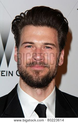 LOS ANGELES - JAN 11:  Nick Zano at the The Weinstein Company / Netflix Golden Globes After Party at a Beverly Hilton Adjacent on January 11, 2015 in Beverly Hills, CA