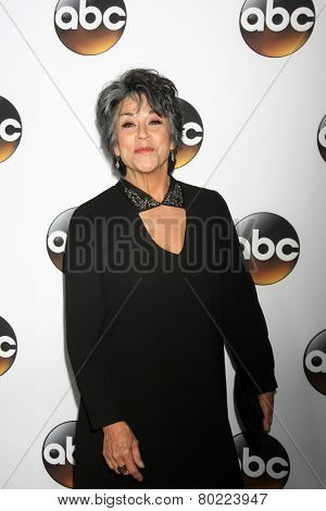 LOS ANGELES - JAN 14:  Terri Hoyos at the ABC TCA Winter 2015 at a The Langham Huntington Hotel on January 14, 2015 in Pasadena, CA