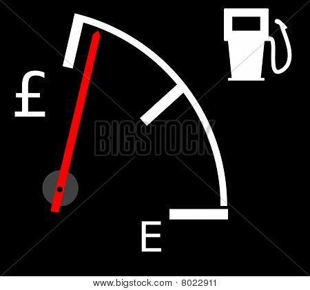 Rising Fuel Prices  (GBP)