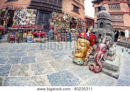 Souvenir Shops In Nepal