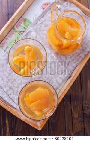 Stewed Summer Fruits