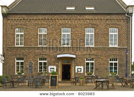 German Brick Pub