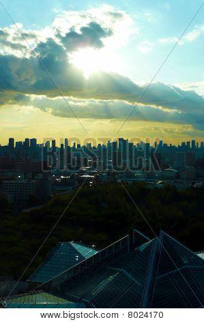 Big City Sunset
